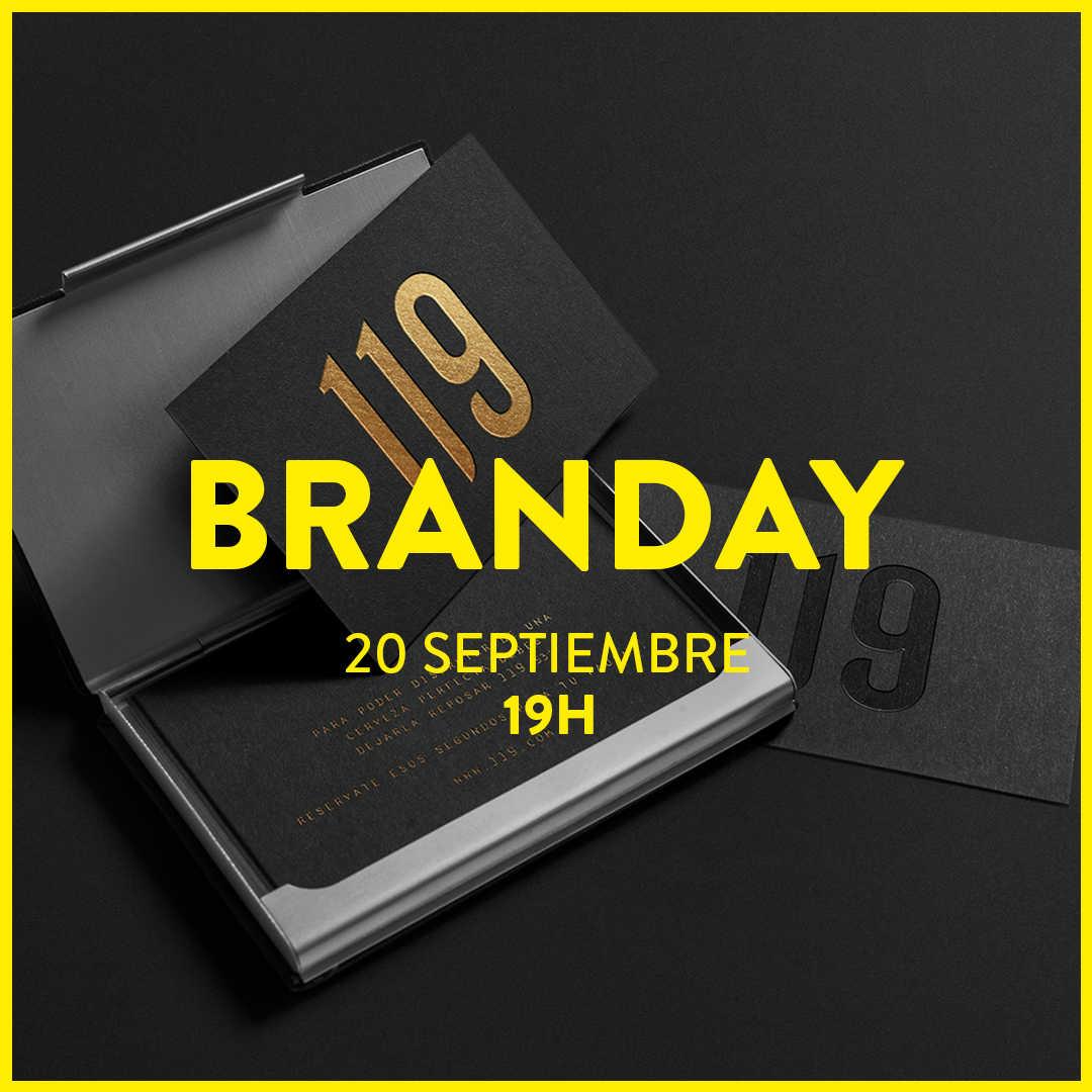 Jornada branding estrategia marca branday